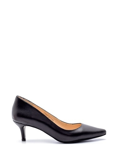 Derimod Kadın Stiletto (990-01) Gova/Stiletto Siyah